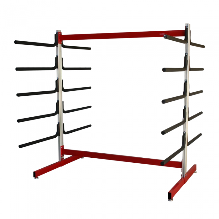 Paddleboard Display Rack | 10 Board | Horizontal