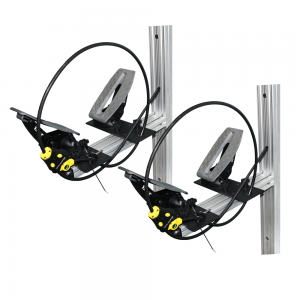 Locking Kayak & Canoe Rack