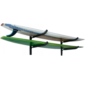 Horizontal Surfboard Wall Rack | indoor | pair